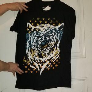 Tiger mens tshirt